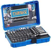 Narex Sada bitů industrial-crv 60dílná 60-bit box 65404062