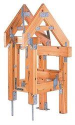 Spojovací prvky dřeva