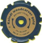 Kaindl Woodcarver gold W-gold