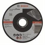 Bosch řezný kotouč 125x1 mm standard for inox - rapido