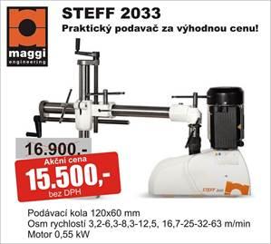 Podávací zařízení STEFF 2033