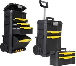 Stanley Rozkládací pojízdný box rolling workshop