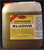 Poola Kluzivo na dřevo 5 litrů