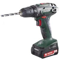 Metabo Aku vrtačka BS 14,4 V 1,5-13mm 2x2,0Ah