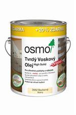 Osmo Tvrdý voskový olej Original - 3,0l bezbarvý - mat 3062