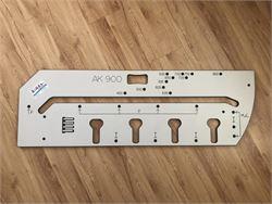 Šimek Šablona pro spoj kuchyňských desek AK900
