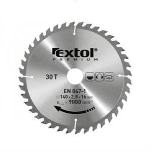 Extol Kotouč pilový s SK plátky 125x1,3x22,2mm 40T 8803207
