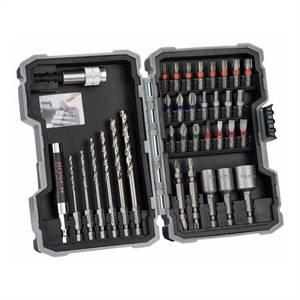 Bosch Sada 35 kusů vrtáků do kovu a šroubovacích bitů Extra Hard