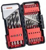 Bosch Vrtáky do kovu Twist Speed 18ks TB