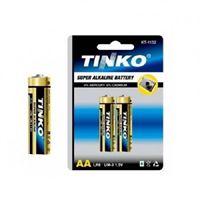 Tinko Baterie tužková AA 1,5V 1kus