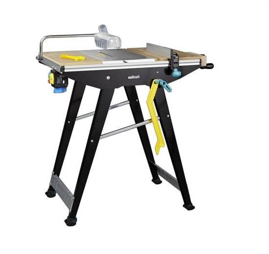 Wolfcraft Pracovní stůl MASTER cut 1500 4v1