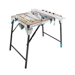 Wolfcraft Pracovní stůl MASTER cut 2500 6v1