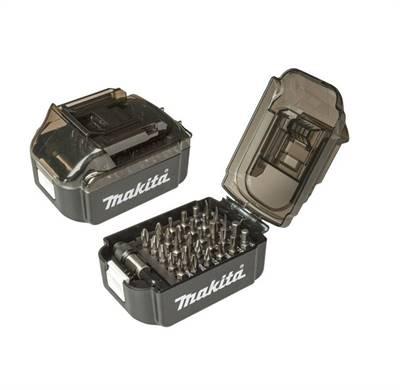 Makita Sada bitů 31 ks ve tvaru baterie