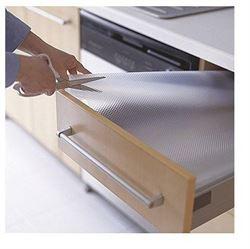 Rationell Podložka do zásuvky, transparentní 50 x 150 cm