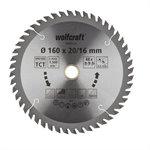Wolfcraft pilový kotouč čisté řezy ø160×20,16 Z48